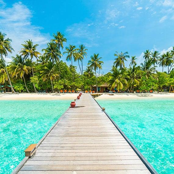 vacaciones en maldivas