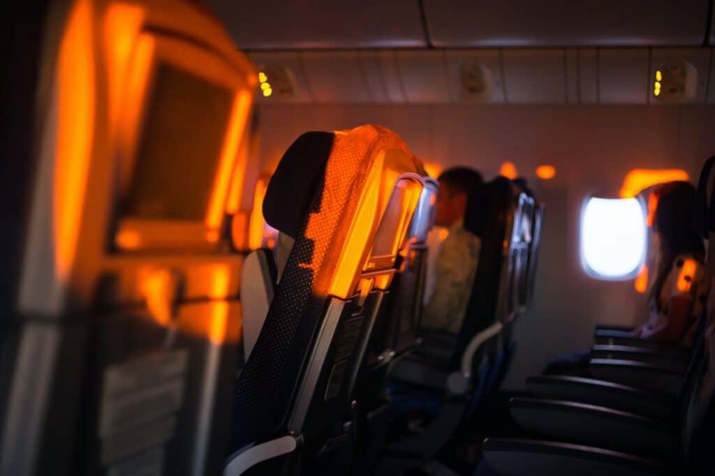 calidad del aire de los aviones