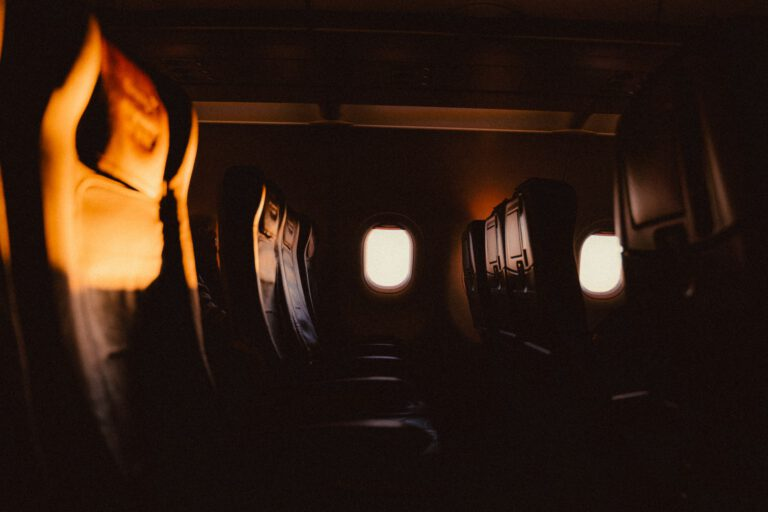 La calidad del aire de los aviones