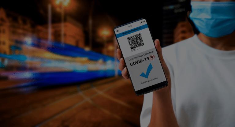 Viaja seguro con el Certificado COVID Digital de la UE